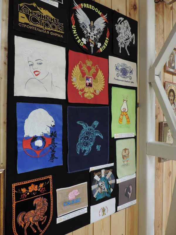 Галерея уроки форум курсы обучение компьютерной машинной вышивке